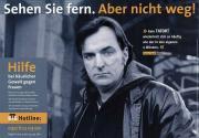 """Plakataktion mit """"Tatort""""-Kommissaren"""